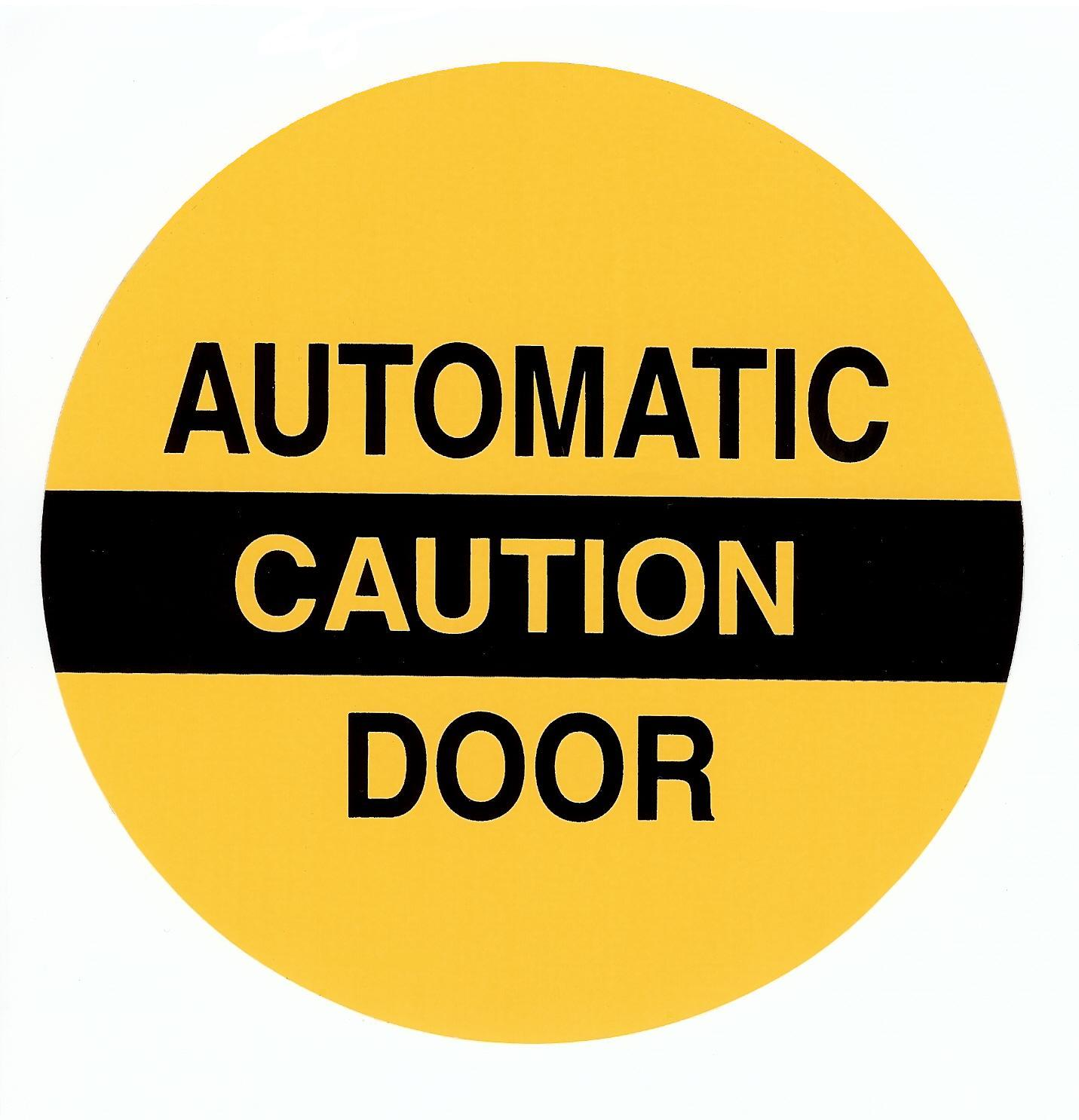 Automatic Door  sc 1 st  Barrier Free Access Systems & ADA Code Requirements for Signage - info at Barrier Free Access ...