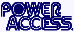 Logo for Automatic Door Opener by Power Access Corporation