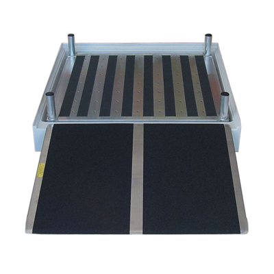 Ramps for Handicapped & Disabled Access – UL Listed Ramps for Threshold Access & Residential Ramps at Barrier Free Access Systems in Long Island, NY - for info about wheelchair ramps, automated doors and patient disabled access & handicapped access equipment call Barrier Free Access Systems.